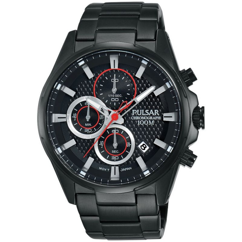 Mens Pulsar Chronograph Watch PM3065X1