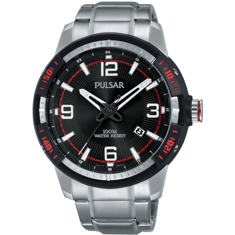 Mens Pulsar Watch PS9475X1