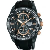Mens Lorus Chronograph Watch RM317DX9