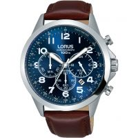 Mens Lorus Chronograph Watch RT379FX9