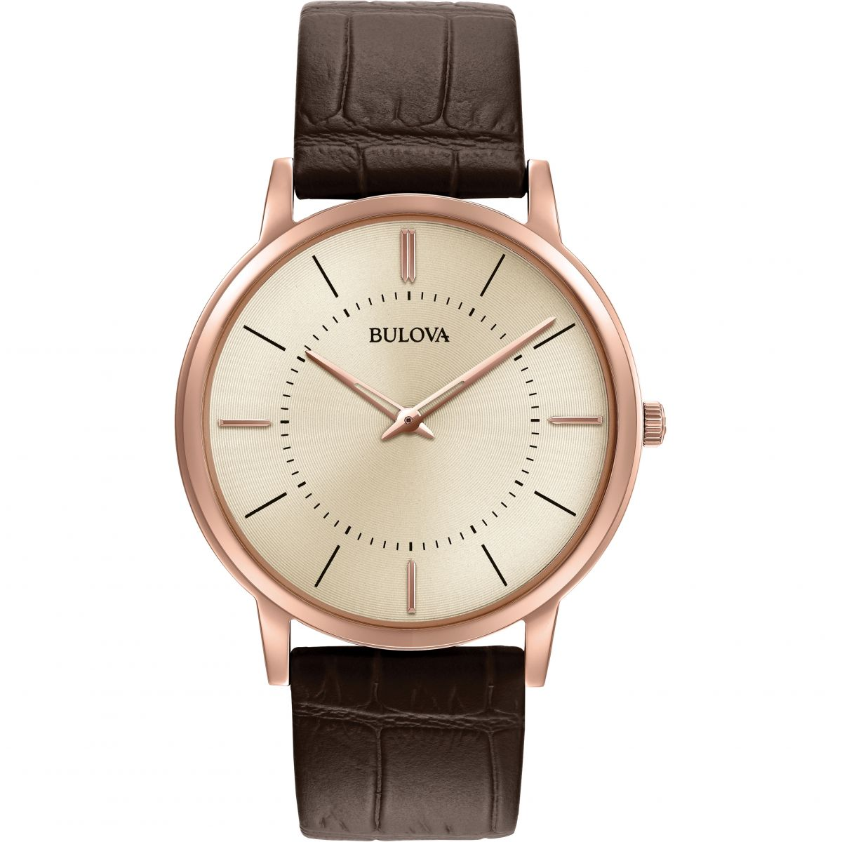 Gents Bulova Ultra Slim Watch (97A126) | WatchShop.com™