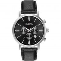 Mens Bulova Aerojet Chronograph Watch