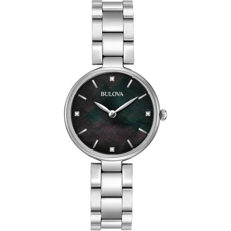 Ladies Bulova Diamond Watch