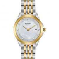 Bulova Diamond Gallery WATCH