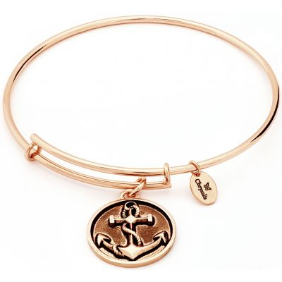 Biżuteria damska Chrysalis Oceania Anchor Expandable Bangle CRBT0601RG