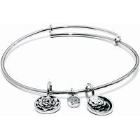Chrysalis Life Roses Expandable Bangle JEWEL