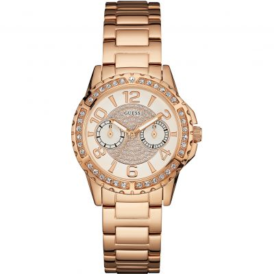 Ladies Guess Sassy Watch W0705L3