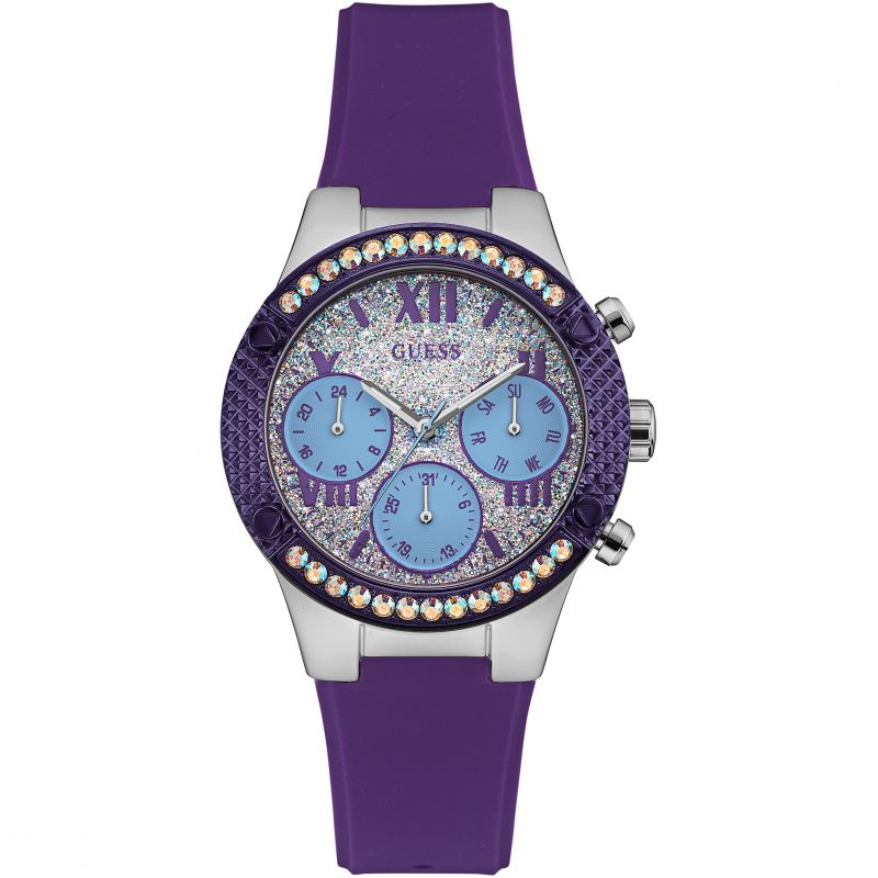 Ladies Guess Rockstar Chronograph Watch