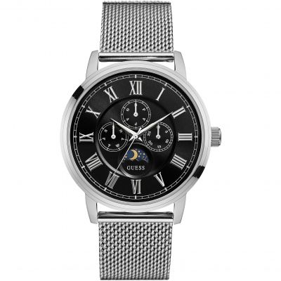 Mens Guess Delancy Watch W0871G1