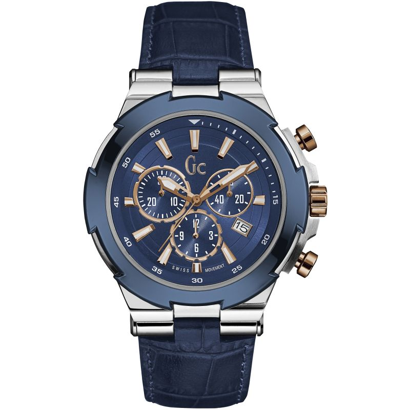 Mens Gc Structura Chronograph Watch