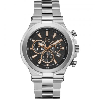 Mens Gc Structura Chronograph Watch Y23002G2