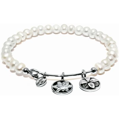 Free gift: Chrysalis Pearl Bangle