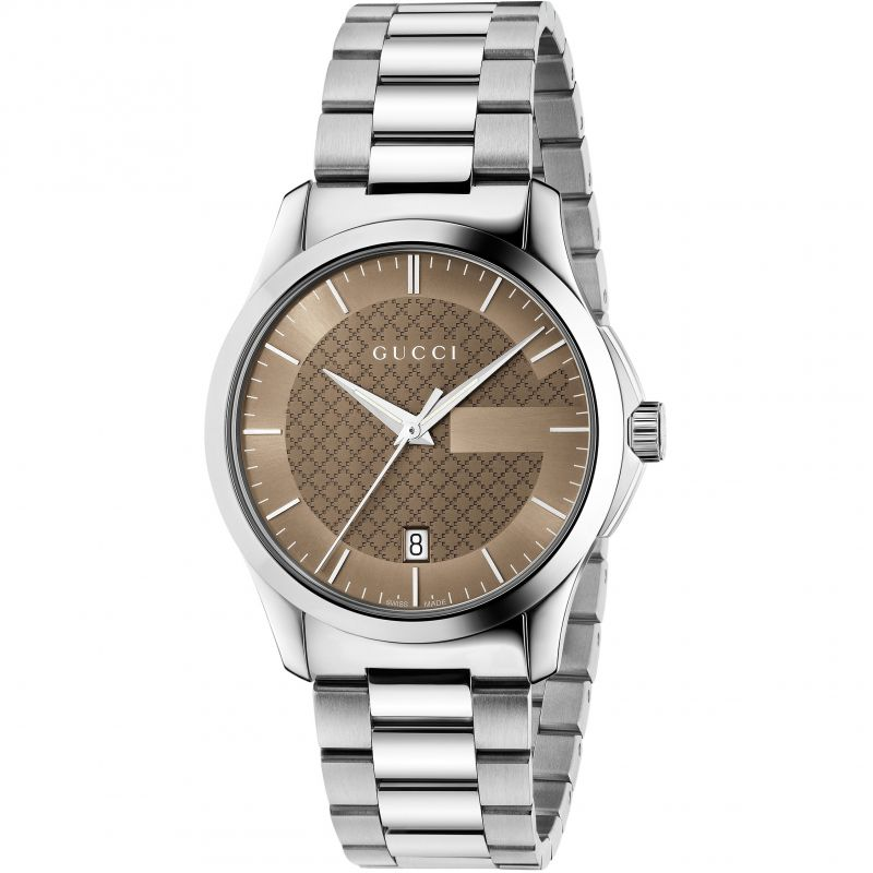 Gents Gucci G-Timeless Watch