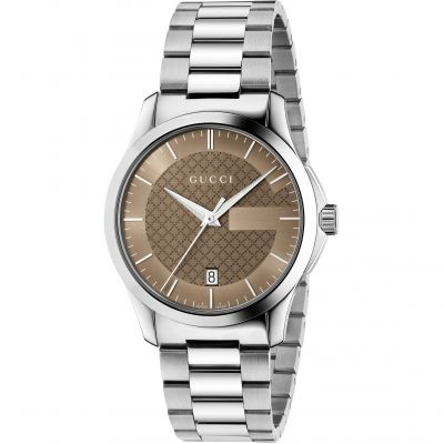 Gents Gucci G-Timeless Watch YA126445