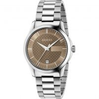 Mens Gucci G-Timeless Watch YA126445