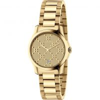 Ladies Gucci G-Timeless Watch YA126553