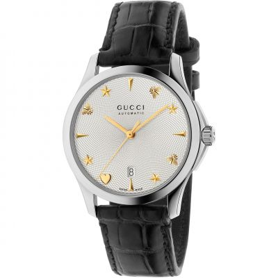 Unisex Gucci G-Timeless Automatic Watch YA126468