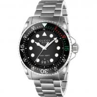 Mens Gucci Gucci Dive Watch YA136208
