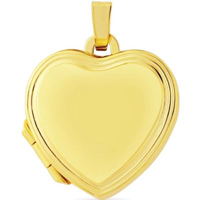 Jewellery Locket 9 karat guld