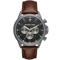 Mens Michael Kors Gage Chronograph Watch MK8536