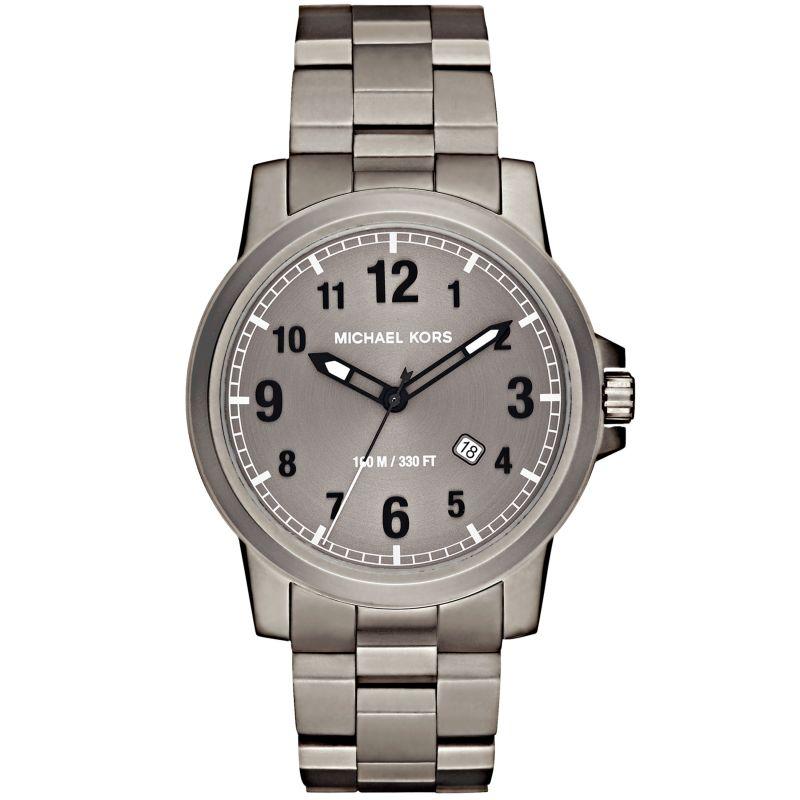 Mens Michael Kors Titanium Titanium Watch