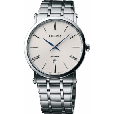 Mens Seiko Premier Watch SKP391P1