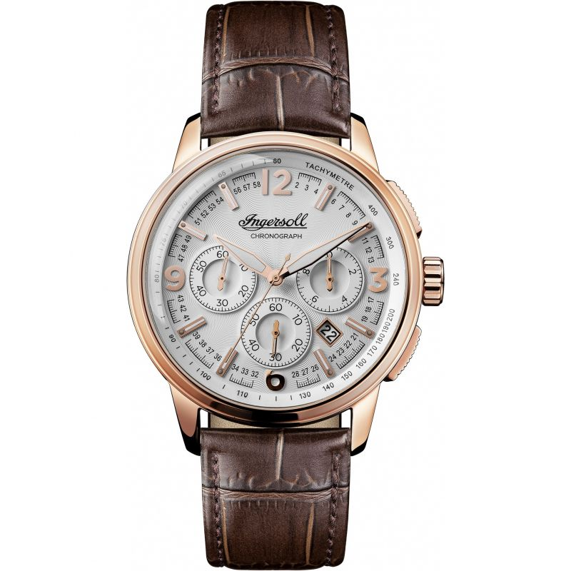 Mens Ingersoll The Regent Chronograph Watch