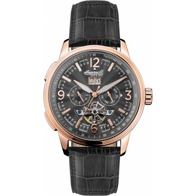 Montre Chronographe Homme Ingersoll The Regent Multifunction I00302