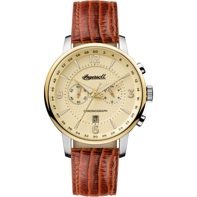 Mens Ingersoll The Grafton Chronograph Watch I00603