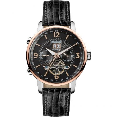Mens Ingersoll The Grafton Multifunction Automatic Watch I00702