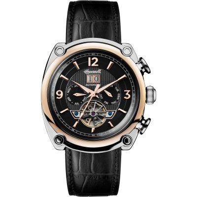 Montre Homme Ingersoll The Michigan Multifunction I01102