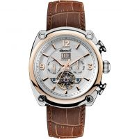 Mens Ingersoll The Michigan Multifunction Automatic Watch I01103