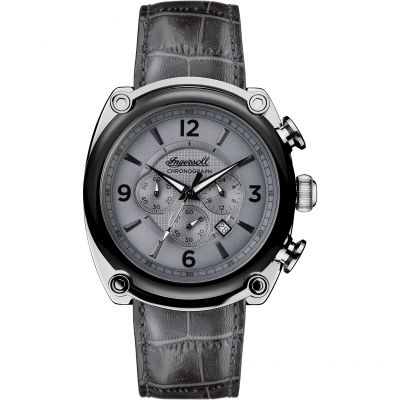 Mens Ingersoll The Michigan Chronograph Watch I01201