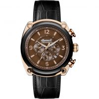 Mens Ingersoll The Michigan Chronograph Watch I01202