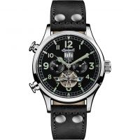 Mens Ingersoll The Armstrong Multifunction Automatic Watch I02102