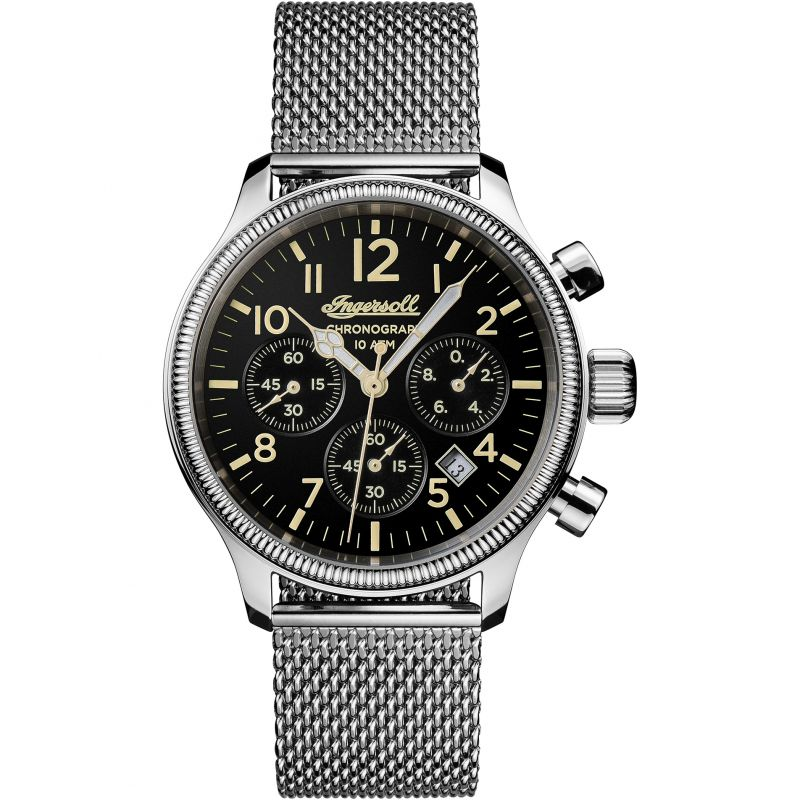 Mens Ingersoll The Apsley Chronograph Watch I02901