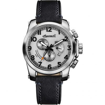 Ingersoll Discovery The Manning Herrenchronograph in Schwarz I03002