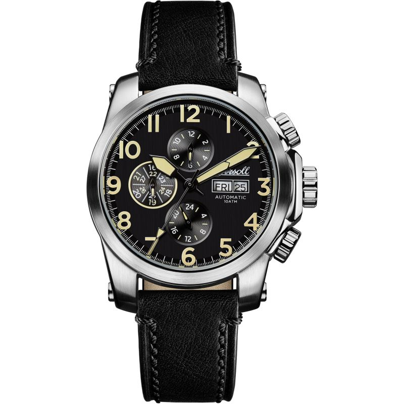 Mens Ingersoll The Manning Multifunction Automatic Watch I03101