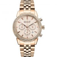 Ladies Ingersoll The Gem Chronograph Watch I03904