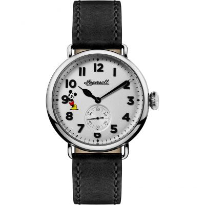 Ingersoll Union The Trenton Disney Limited Edition Herrenuhr in Schwarz ID01202