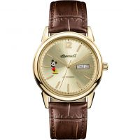 Mens Ingersoll The New Haven Disney Limited Edition Automatic Watch ID00202