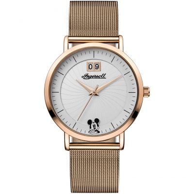 Ingersoll Union Disney Damenuhr in Rosa ID00504