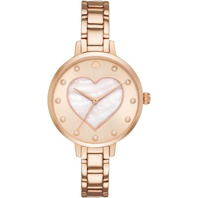 Kate Spade New York Metro Valentines Damenuhr in Rosa KSW1216