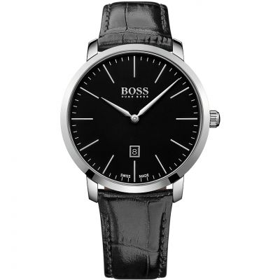 Montre Homme Hugo Boss Swiss Made Slim 1513258