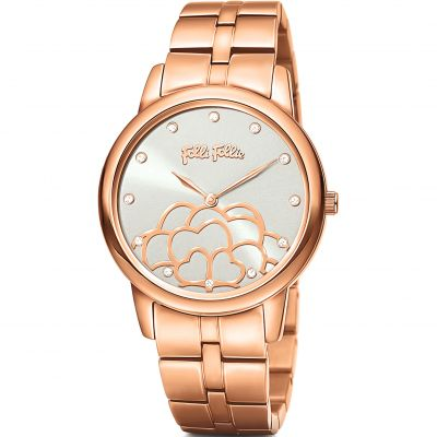 Ladies Folli Follie Half Sant Watch 6010.2098