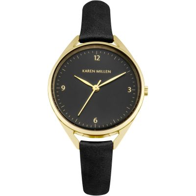 Ladies Karen Millen Watch KM130BG