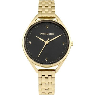 Ladies Karen Millen Watch KM130BGM