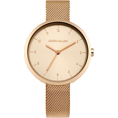 Ladies Karen Millen Watch KM135RGM