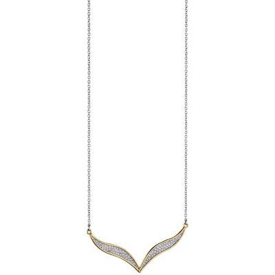 Biżuteria damska Fiorelli Jewellery Wave Necklace N3984C