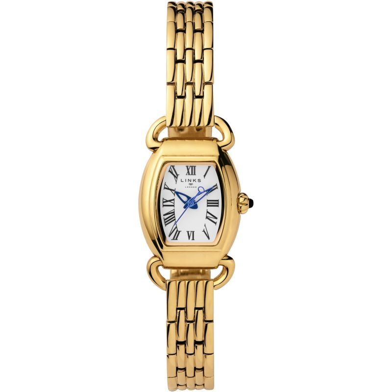 Image of  			   			  			   			  Ladies Links Of London Mini Tonn Driver Watch